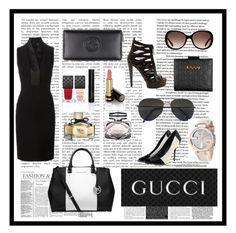 """""""Gucci"""" by arnyka ❤ liked on Polyvore featuring Gucci"""