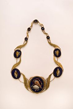 Necklace, made in about Made in Naples or Florence. Maker either Real Laboratorio or Opifcio della Pietre Dure. This is ietre dure, lapis lazuli, chalcedony and gold Or Antique, Antique Jewelry, Vintage Jewelry, Star Necklace, Heart Pendant Necklace, Fashion Necklace, Fashion Jewelry, Bracelets, Jewelry Accessories