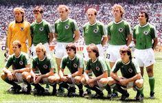 EQUIPOS DE FÚTBOL: SELECCIÓN DE ALEMANIA FEDERAL 1985-86