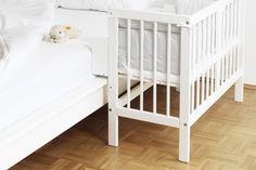 Ikea Malm Beistellbett (höhenverstellbar)