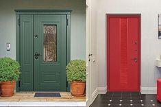 Alegerea unei usi de intrare pentru casa/vila poate fi un proces dificil, tinand cont de criteriile de selectie, care joaca un rol important in functionalitatea produsului.  Atunci cand selectati o usa de intrare pentru casa este recomandat sa tineti cont de urmatoarele criterii. Tall Cabinet Storage, Doors, Outdoor Decor, Design, Blog, Home Decor, Homemade Home Decor, Blogging, Design Comics