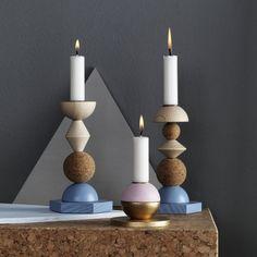 Designa en ljusstake Panduro Hobby