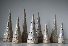 Atelier Stella. Shop update tomorrow, including these festive fellows!