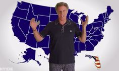 Will Ferrell Wants Floridians To Vote Real Bad