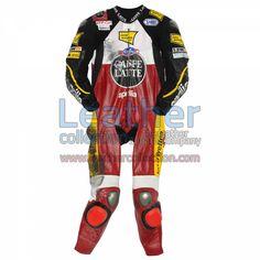 Thomas Luthi Aprilia GP 2009 Leather Suit for $629.30 - https://www.leathercollection.com/en-we/thomas-luthi-aprilia-leather-suit.html