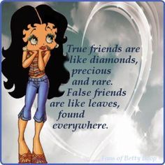 Image result for friends of betty boop