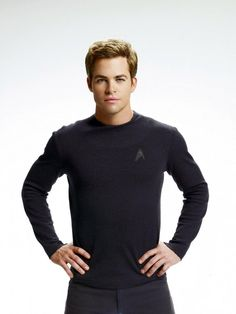 I just watched Star Trek for this!!! @okamaka I had no idea Chris Hemsworth was in it but now I'm all for Chris Pine ❤️