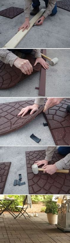 How to Recover Your Patio with Envirotile
