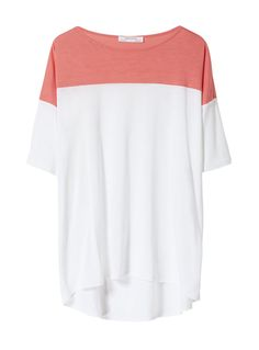 Woman top - tshirt 14 raglan - Spring 14