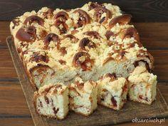 Polish Cake Recipe, Polish Recipes, Polish Food, Food Cakes, Cobbler, Banana Bread, Cake Recipes, French Toast, Cooking Recipes