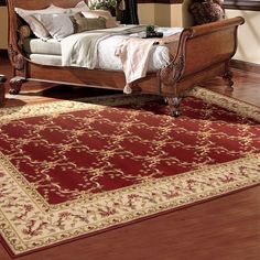 This elegant range is power loomed with a Pure New Zealand Wool pile and is sure to be the focal point in any setting. Traditional Rugs, Traditional Design, Living Room Size, Living Treasures, Nourison Rugs, Rugs On Carpet, Carpets, Indian Rugs, Red Rooms