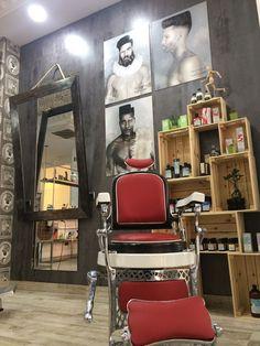 BARBERÍAS CON ENCANTO - El portal para los hombres con estilo