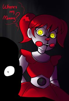 Have you seen my mommy? by Nomidot.deviantart.com on @DeviantArt