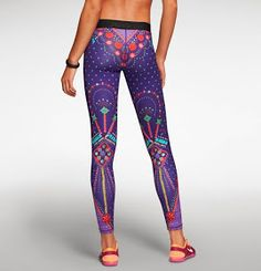 MIDNIGHT CRAFTWORK - Nike Tight of the Moment