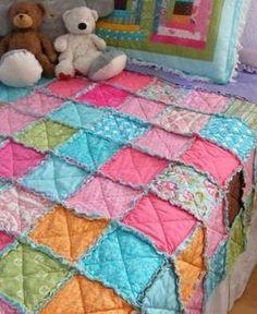 colcha de patchwork