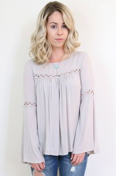Bell Sleeves, Bell Sleeve Top, Shirt Blouses, Shirts, School Outfits, Ruffle Blouse, Tunic Tops, Long Sleeve, Collection