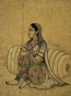 Maryam Zamani a Mughal princess Mughal Paintings, Indian Paintings, Indian Artwork, Persian Language, Mughal Empire, India Art, Art Reproductions, Female Art, Fine Art Prints