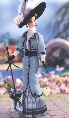 promenade in the park barbie - Google Search