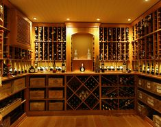 Traditional Wine Cellar by Papro Consulting 19   by @PaproConsulting