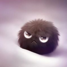 The fluffy glob