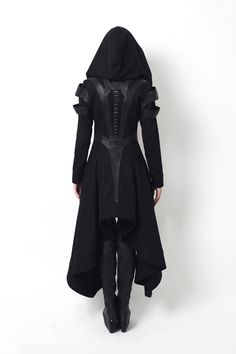 women's : avant long coat