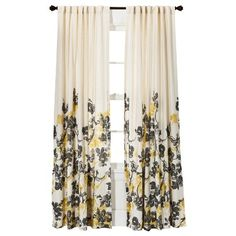 Threshold™ Climbing Vine Curtain Panel