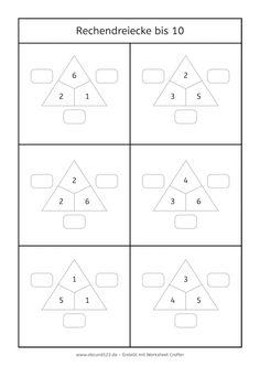 Vier-Tage-Mathe-Training (Zahlenraum bis 20) - | Математика ...
