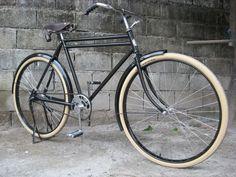 phillips vintage bicycle