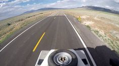 Mundo por Terra - The Loneliest Road - USA Hwy 50