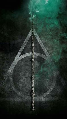 Harry Potter Deathly Hollows Symbol 'ALWAYS' Triangle(Invisibility Cloak) Wand(Elder Wand) Circle(Resurrection Stone)