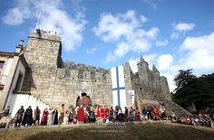 Viagem Medieval, Santa Maria da Feira - August, Medieval Fair, Portugal