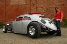 Volkswagen – One Stop Classic Car News & Tips Vw Bugs, Vw Rat Rod, Rat Rods, Carros Vw, Combi Wv, Automobile, Hot Vw, Vw Vintage, Buggy