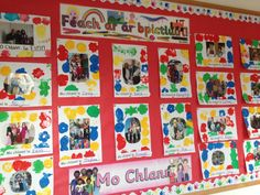 Mo chlann My children Classroom Organisation, Classroom Displays, Classroom Ideas, September Art, Childcare Rooms, 6 Class, Primary Teaching, Classroom Inspiration, My Children