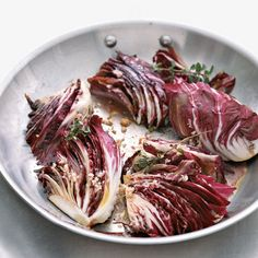 Learn how to make Sautéed Radicchio. MyRecipes has 70,000+ tested recipes and videos to help you be a better cook