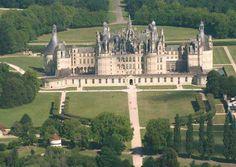 Camping Châteaux de la Loire – France Camping : liste des terrains de Campings Châteaux de la Loire
