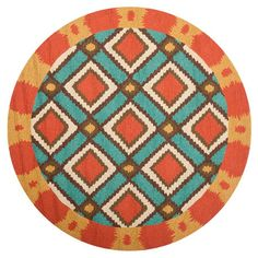 Zagora Indoor/Outdoor Rug in Multi
