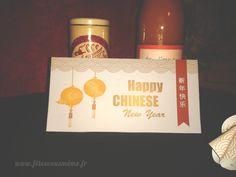 Déco Nouvel An Chinois - Kit & accessoires en papier • Fêtes vous même