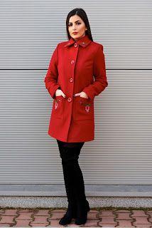 doua-modele-clasice-de-paltoane-femei-4 Outfit 2017, Outfits, Jackets, Fashion, Fashion Trends, Women, Down Jackets, Moda, Suits