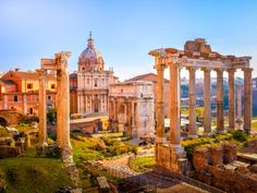 Rome is the capital city of Italy spanning 3000 years of history. This collection of city guides helps you navigate the ancient city of Rome.Check out the breakdown of where to stay in Rome, Free … Ancient Ruins, Ancient Rome, Ancient History, Rome Travel, Italy Travel, Italy Tourism, Cool Places To Visit, Places To Travel, Free Things To Do In Rome
