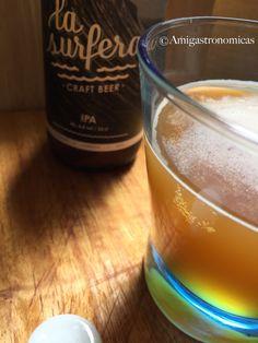 Conoces la cerveza artesanal La Surfera Beer? Una IPA muy interesante de Tarragona