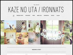 風ノウタ / IRONNATS(アイアンナッツ) | 岡山市にあるレストランウエディングのお店 « WebDesign Bookmark S5-Style
