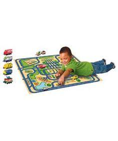 Chuggington 5 Piece Playset with Playmat