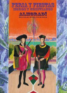 Moors & Christians Almoradi