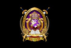 Create your new church seal logo from scratch by Oskingsconxept
