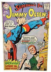 Jimmy Olsen #109 March 1968