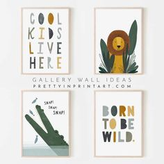 Nursery Prints, Nursery Wall Art, Nursery Decor, Nursery Ideas, Art Wall Kids, Art For Kids, Kids Prints, Fine Art Prints, Framed Art
