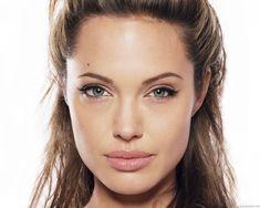 Angelina Jolie. She's gorgeous