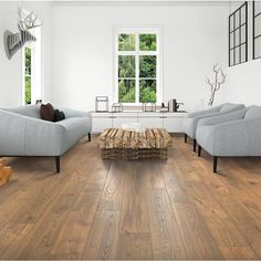 Pergo Timbercraft Wetprotect Waterproof Valley Grove Oak 7 48 In W X 4 52 Ft L Embossed Wood Plank Laminate Flooring At Lowes