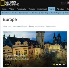 Quick facts and images for European countries from National Geographic Z Trip, Top 10 Destinations, Travel Magazines, Europe Travel Guide, European Countries, Video Photography, Continents, National Geographic, South America
