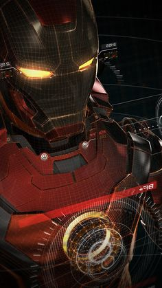 Iron Man Wallpapers for Apple iPhone 7 Background